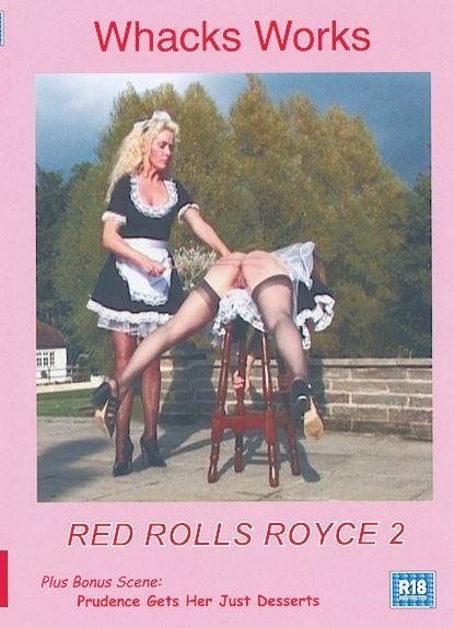 Red Rolls Royce 2