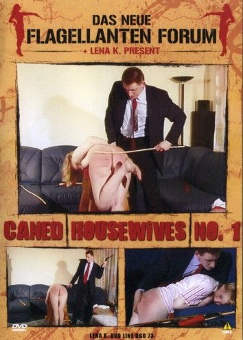 Caned Housewives No. 1