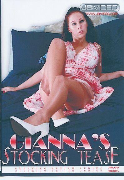 Gianna's Stocking Tease