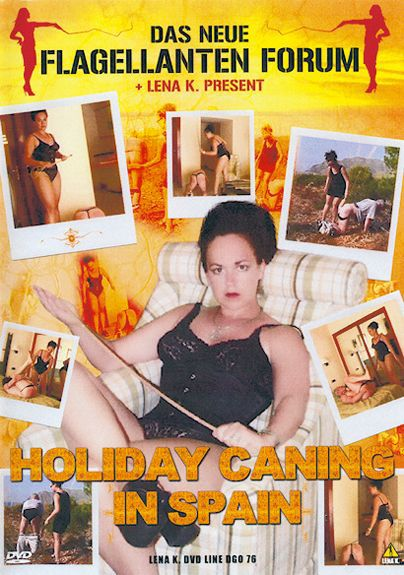 Holiday Caning In Spain