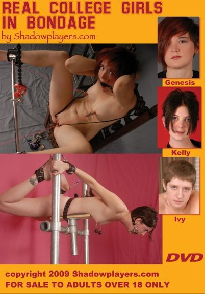 Real College Girls in Bondage