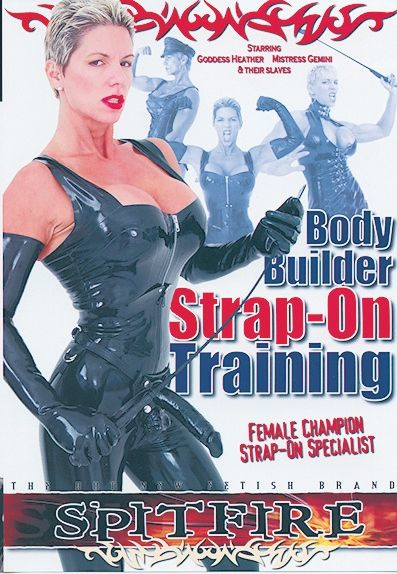 Body-Builder Strap-on Training