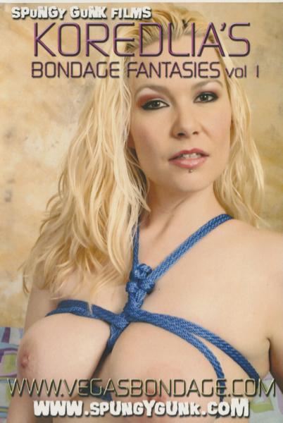 Spungy Gunk Films - Kordella's bondage fantasies Vol.1