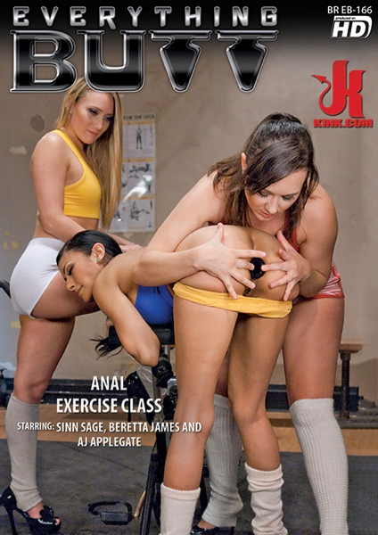 Everything Butt Anal Exercise Class
