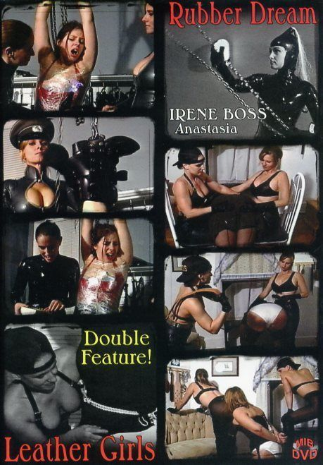 Rubber Dream & Leather Girls (Classic Double Feature)