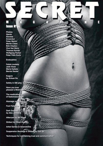 Secret Magazines 34