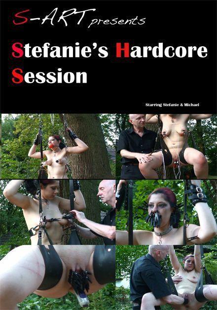 Stefanie's Hardcore Session