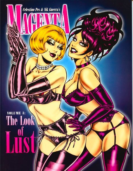 Magenta The look of Lust