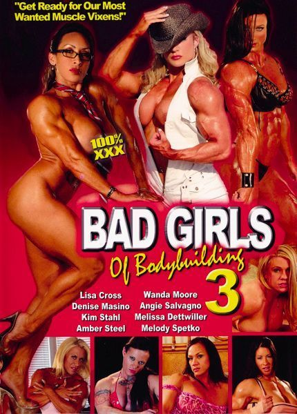 from Sonny bad girls of bodybuilding