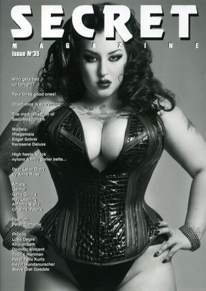 Secret Magazine 35