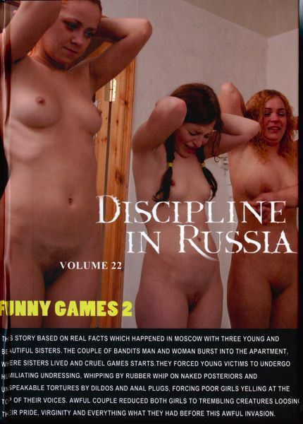 "Discipline In Russia - 22 ""Funny Games"""