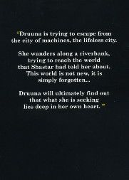 OBSESSION - IN SEARCH OF DRUUNA