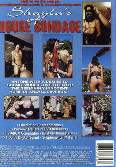 Shayla's House Of Bondage