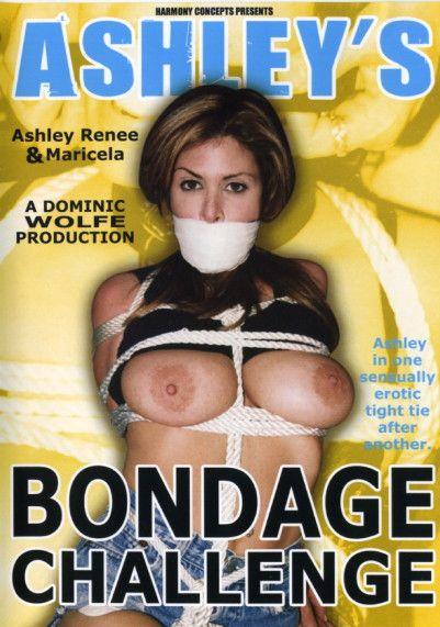 Ashley's Bondage Challenge
