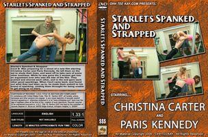 Starlets Spanked & Strapped