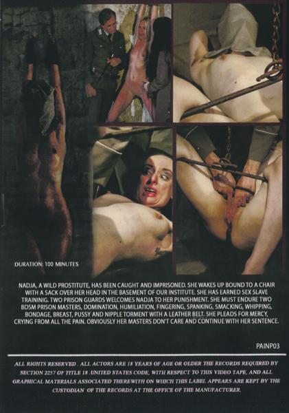 Bdsm punishment pain