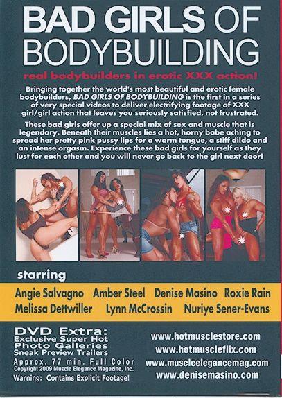 Bad Girls Of Body-Buliding