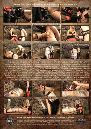 Die Mumie - Syonera von Styx