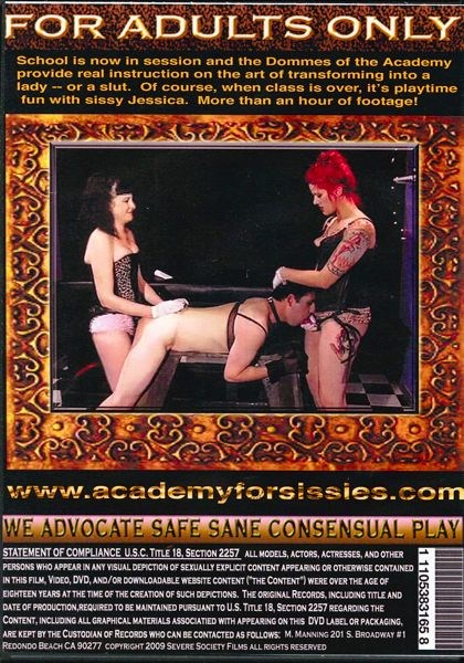 Academy For Sissies