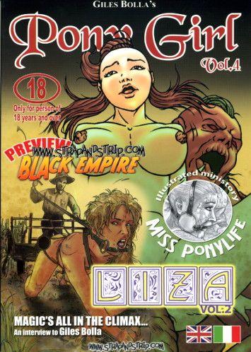 Pony Girl 4 - Transformed