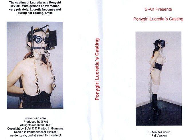 Pony Girl Lucretia's Casting