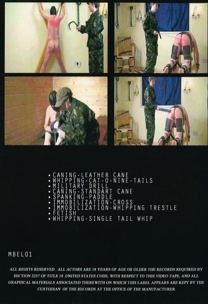 Military Punishment - Mistress Belle