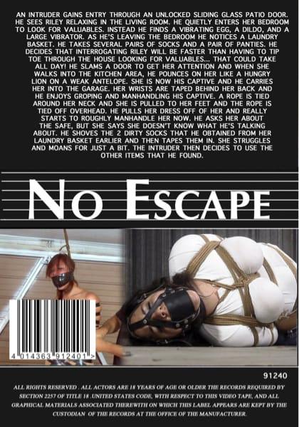 No Escape - The Intruder Finds Riley's Toys