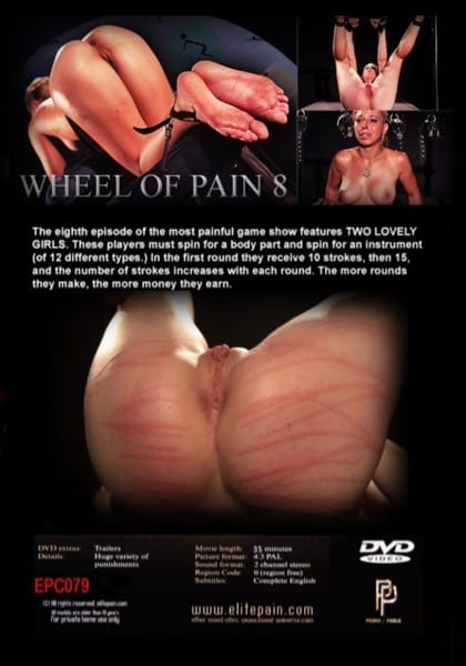 Pain 20 wheel of elitepain ElitePain