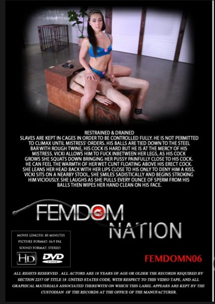 Femdom Nation - Cum Mega Blast