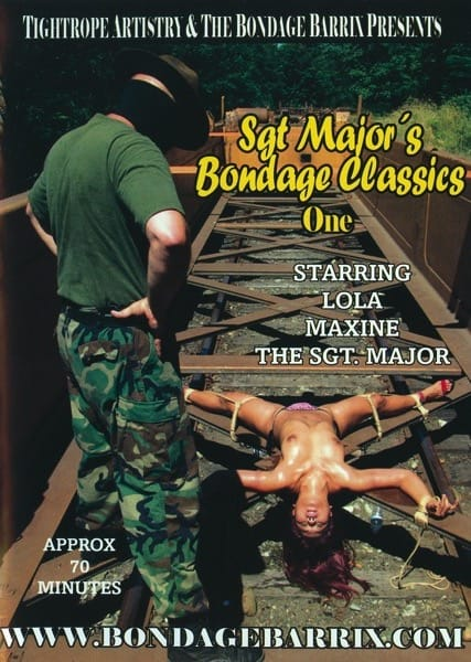 Sgt Major Bondage Classics 1