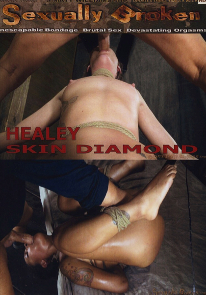 Skin Diamond Sexually Broken