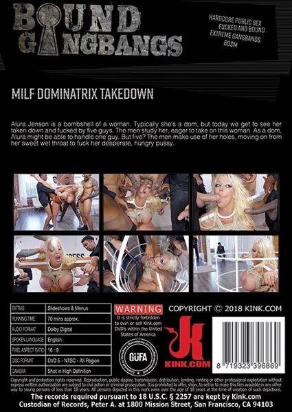 Milf Dominatrix Takedown