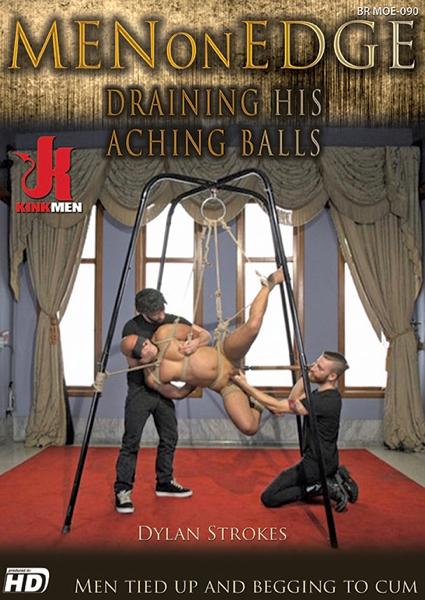 Draining his aching Balls
