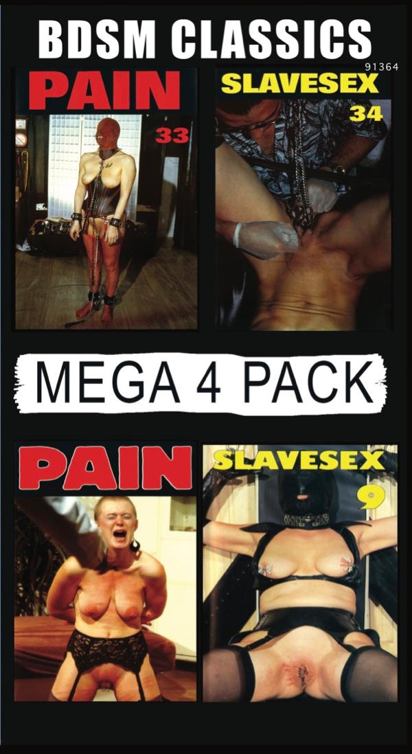 BDSM Classics - Mega4Pack