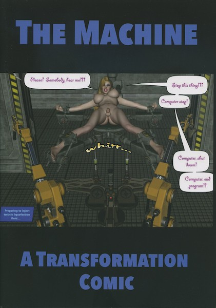 The Machine - A Transformation Comic