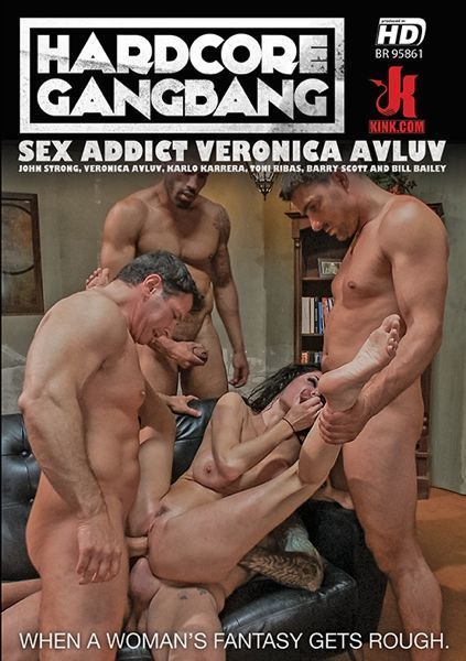 After Service Gangbang Addicts