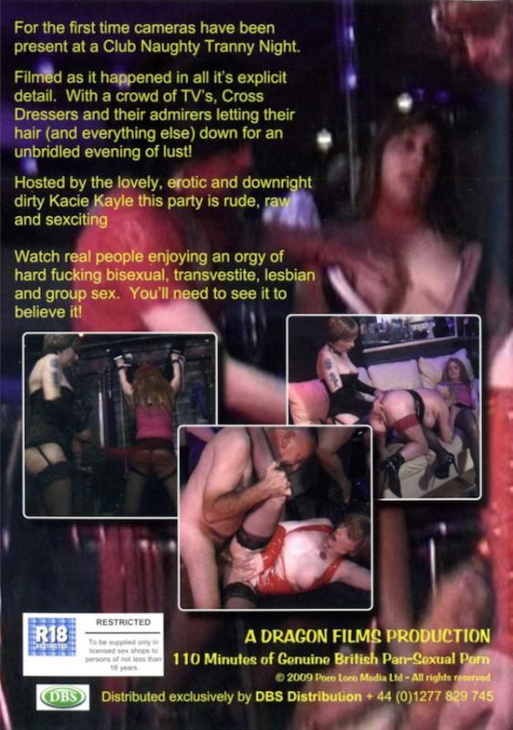 Dragon Films - Tranny Night at Club Naughty