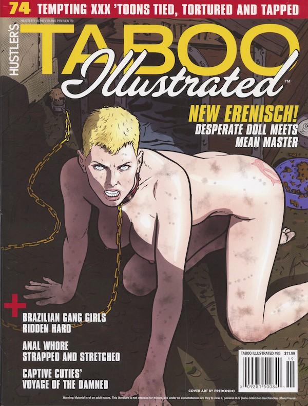 Taboo Illustrated Nr. 85