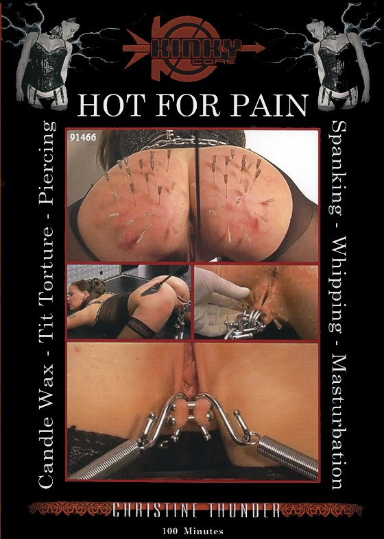Kinky Core - Hot For Pain