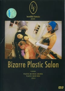 Incredible Fantasies - Bizarre Plastic Salon