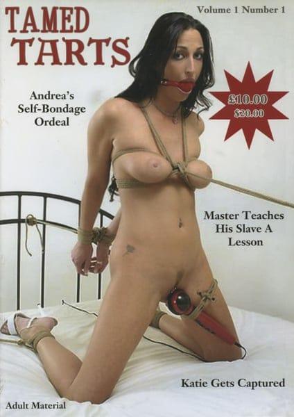 BDSM Magazine - Tamed Tarts 1