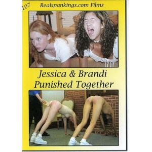 Jessica & Brandi; Punished Together