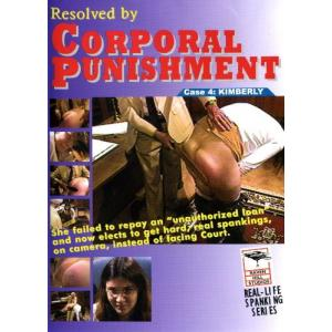 Resolved By Corporal Punishment 4 - Kimberley