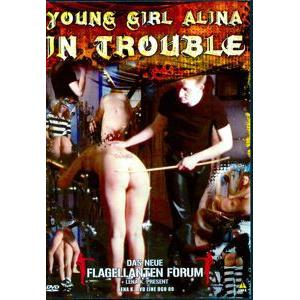 Young Girl Alina In Trouble