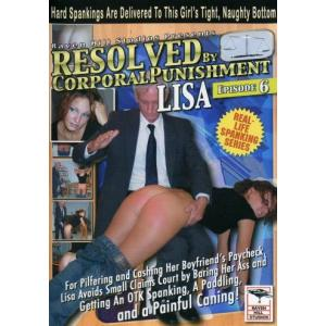 Resolved By Corporal Punishment 6 - Lisa