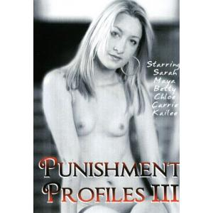 Punishment Profiles Part 3
