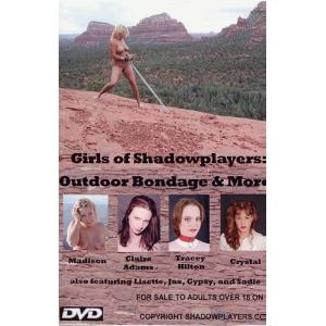 Girls of Shadowplayers - Outdoor Bondage & More