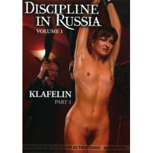 Discipline in Russia 1 - Klafelin 1