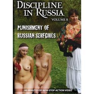 Punishment of Russian Serfgirls