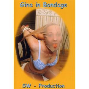 Gina In Bondage